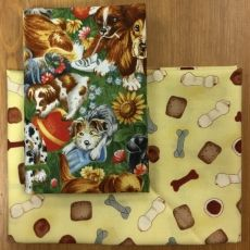 2 Fat Quarter - Spieltiere I