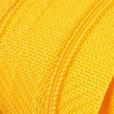 Endlosreißverschluss - 3 mm Laufschiene - gelb