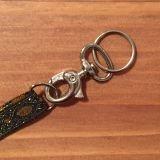 Set zur Befestigung von Schlüsselringtaschen - 10 mm